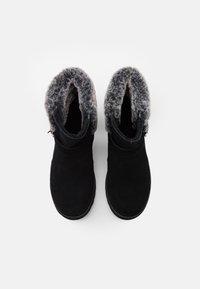 Skechers - KEEPSAKES - Classic ankle boots - black - 5