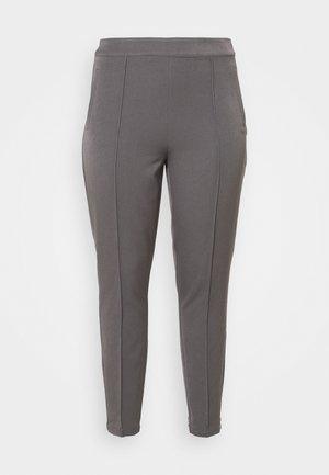 VMIVY ANKLE SLIM PANT - Trousers - tornado