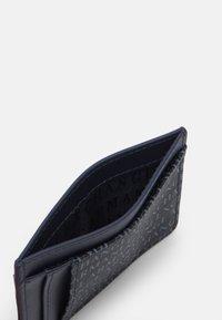 Armani Exchange - CARD HOLDER - Wallet - navy - 2