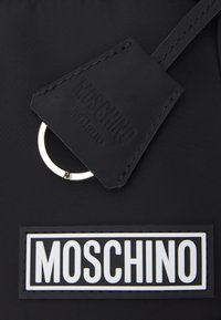 MOSCHINO - UNISEX - Across body bag - black - 4