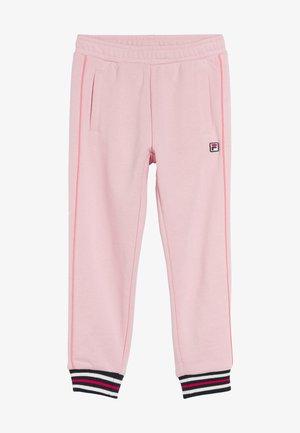Pantalones deportivos - coral blush