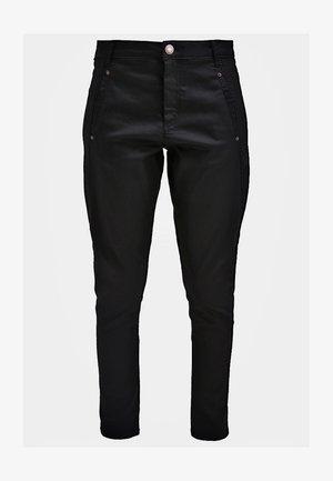 JOLIE - Trousers - black