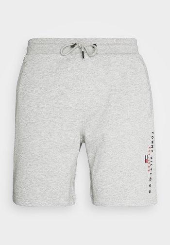 ESSENTIAL - Shorts - medium grey heather
