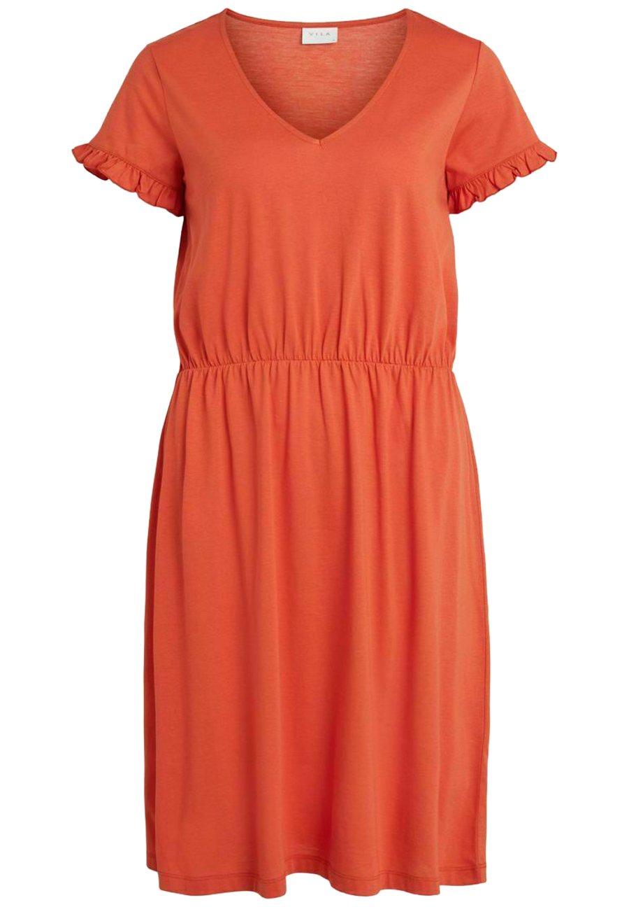 Mujer VIDREAMERS V-NECK DRESS - Vestido informal