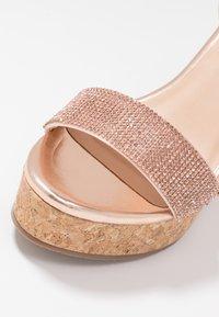 Wallis - SHAYLA - Sandalen met hoge hak - rose gold - 2