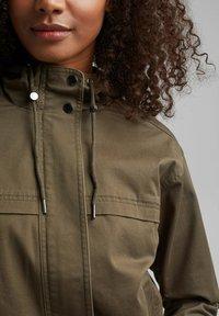 edc by Esprit - Summer jacket - khaki green - 6