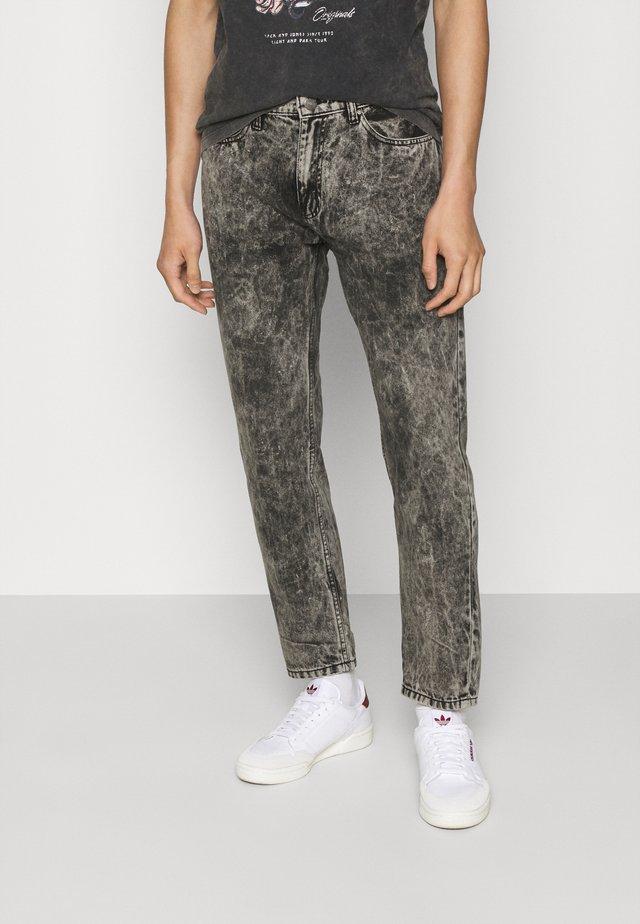 CHARTER  - Slim fit jeans - black
