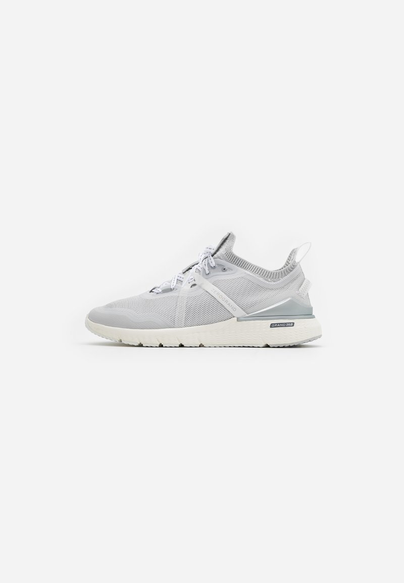 Cole Haan - ZEROGRAND COMPLETE RUNNER - Trainers - optic white/signature gold/birch/ivory