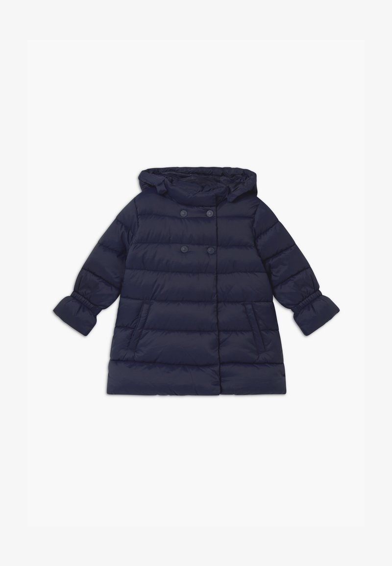 Benetton - HEAVY - Vinterkåpe / -frakk - dark blue