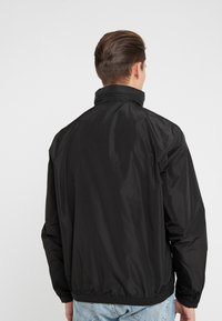 Polo Ralph Lauren - AMHERST FULL ZIP JACKET - Summer jacket - black - 2