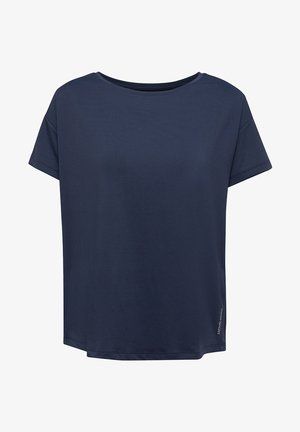 Basic T-shirt - navy