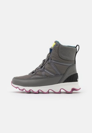 KINETIC SPORT - Winter boots - grey
