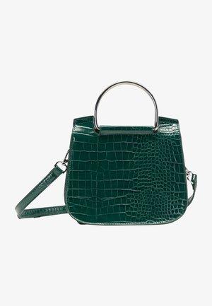 Schoudertas - emerald