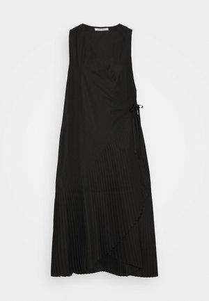 BLAZE DRESS PLISSÉ - Day dress - black