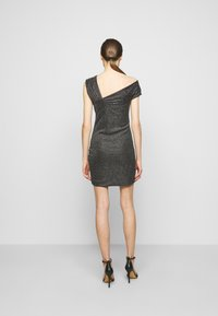 Iro - CLUB DRESS - Cocktail dress / Party dress - black/silver