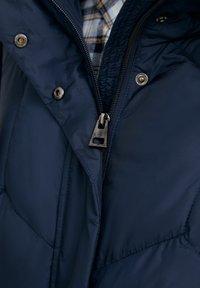 Finn Flare - Winter coat - dark blue - 7