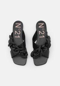 N°21 - Mules - black - 4