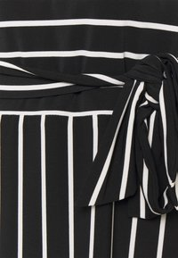 Lauren Ralph Lauren - PRINTED MATTE DRESS - Jersey dress - black - 5