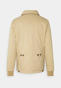 Scotch & Soda - CLASSIC QUILTED JACKET - Light jacket - sand - 1