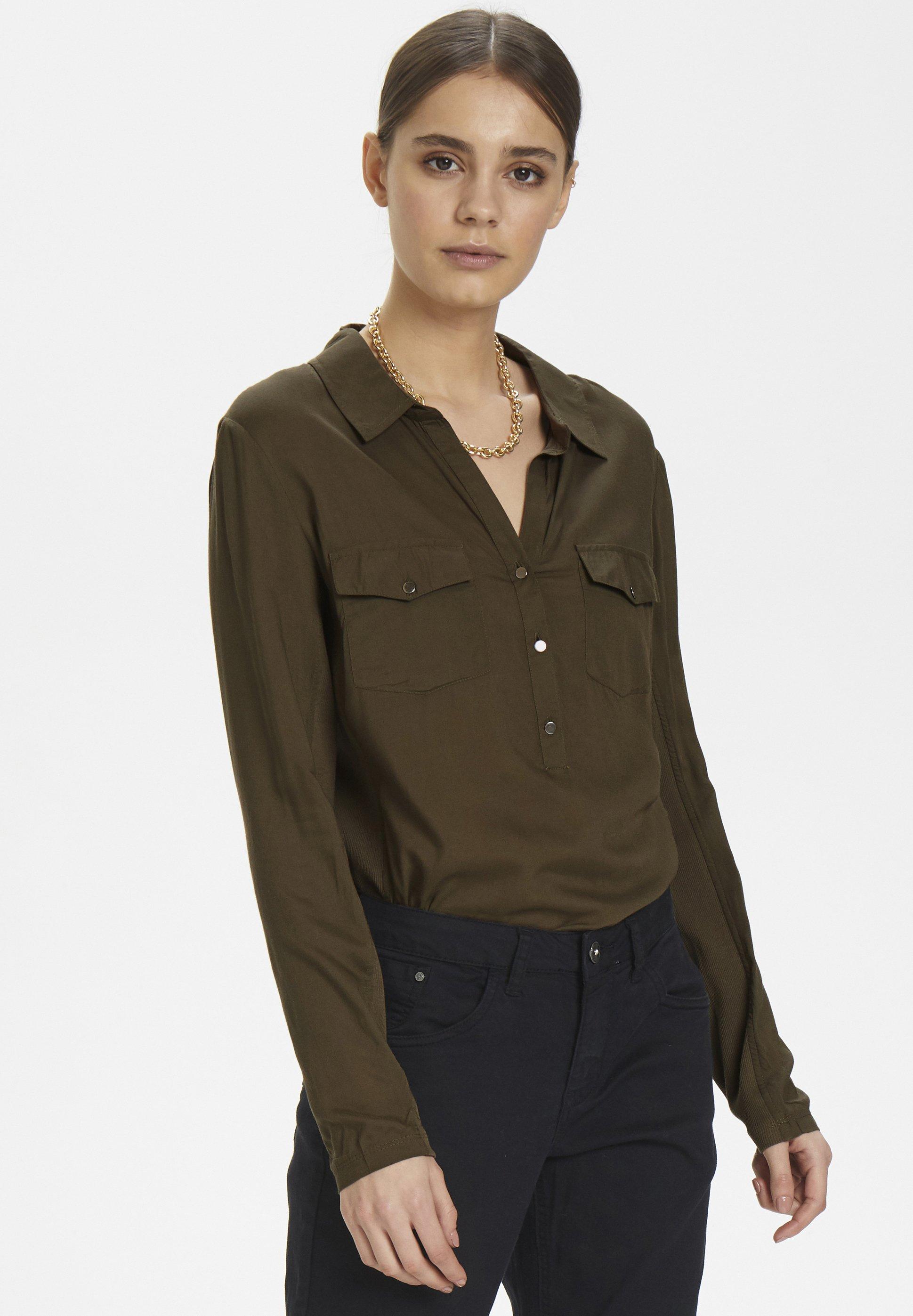 Women HONEY SHIRT - Button-down blouse