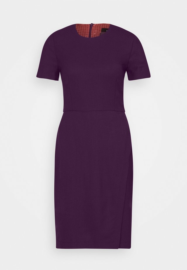 Shift dress - lilac