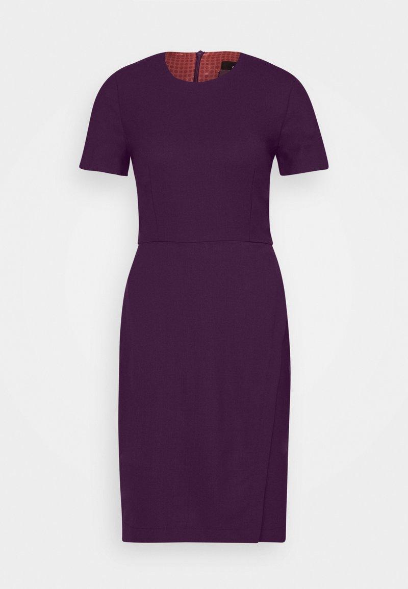 PS Paul Smith - Pouzdrové šaty - lilac