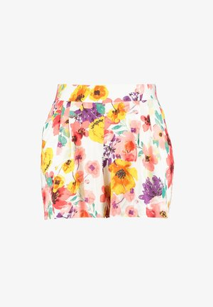 Shorts - multi red pink