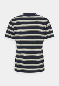 Casual Friday - THOR STRIPE TEE - Print T-shirt - navy blazer - 7