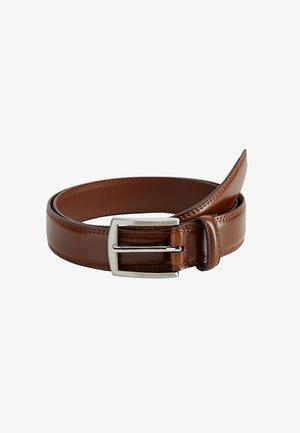 BASIC - Belt business - brown