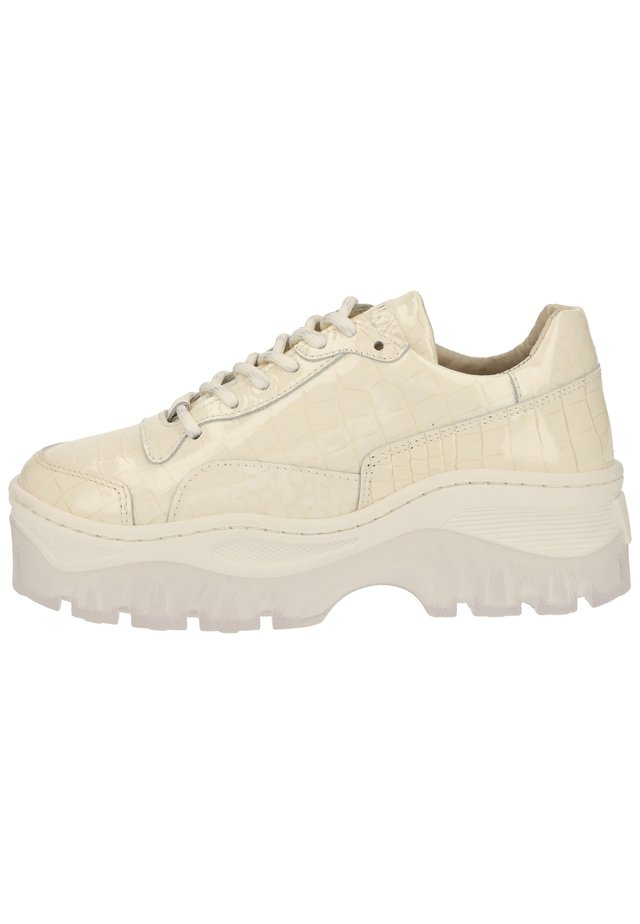 BRONX SNEAKER - Trainers - off white 05