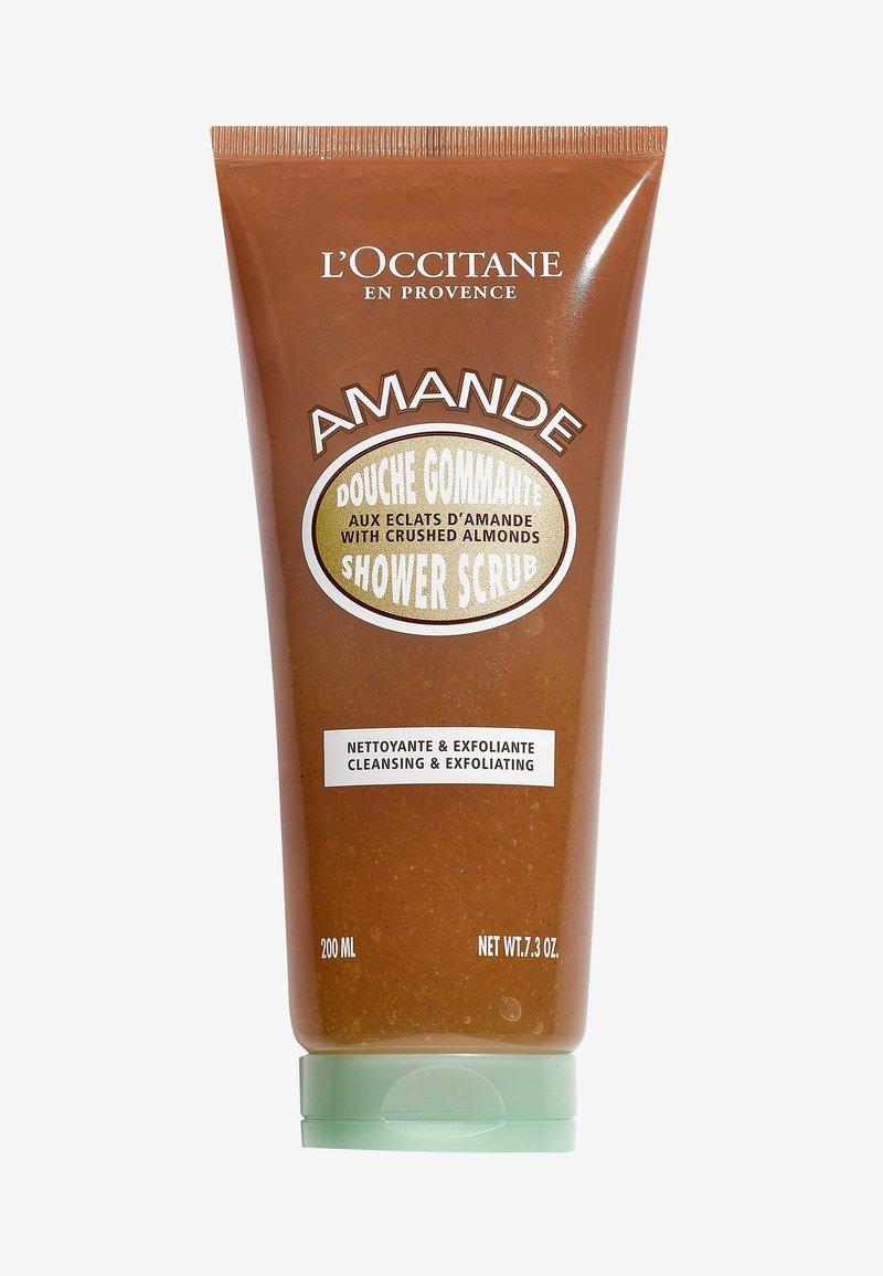 L'OCCITANE - ALMOND SHOWER SCRUB - Body scrub - -