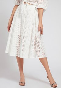 Guess - A-line skirt - weiß - 0