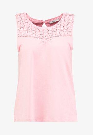 CRECHT - Top - pink