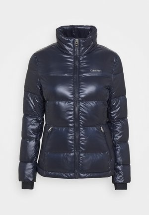 LOFTY SHORT JACKET - Down jacket - navy
