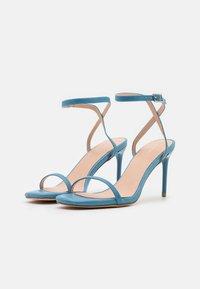 Even&Odd - High heeled sandals - blue - 2