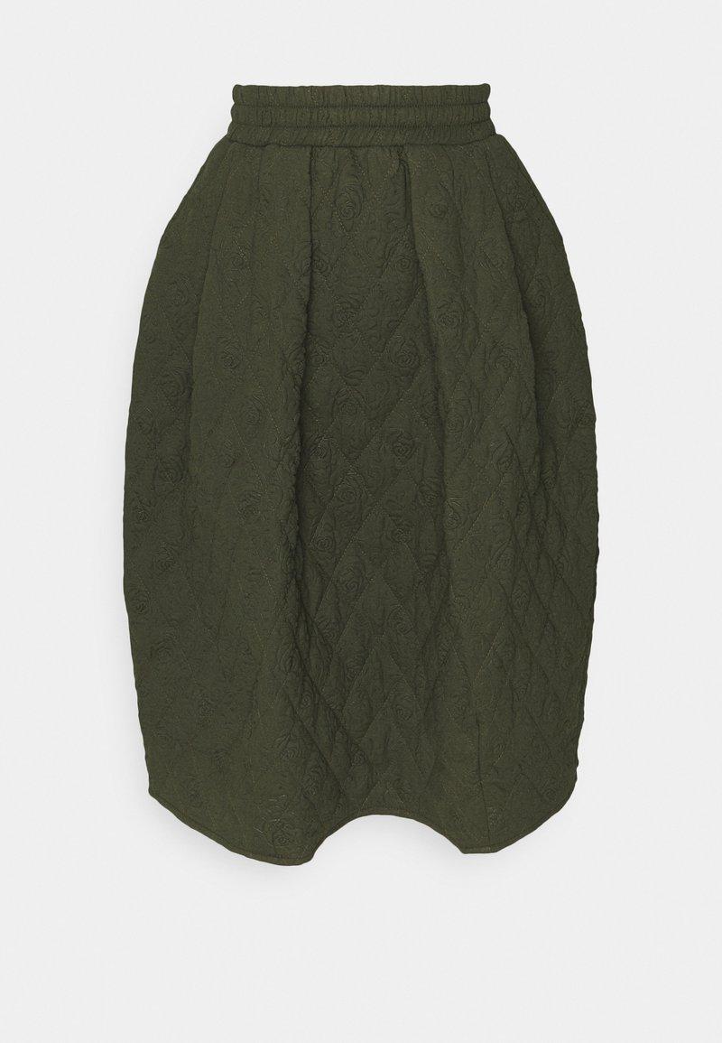 Love Copenhagen - LULU SKIRT - A-line skirt - green