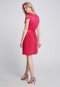 Morgan - ROME - Vestido de cóctel - mottled pink - 1