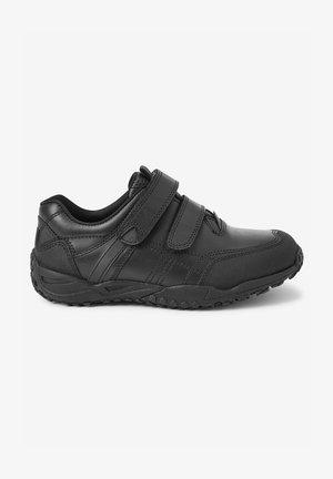 Klittenbandschoenen - black