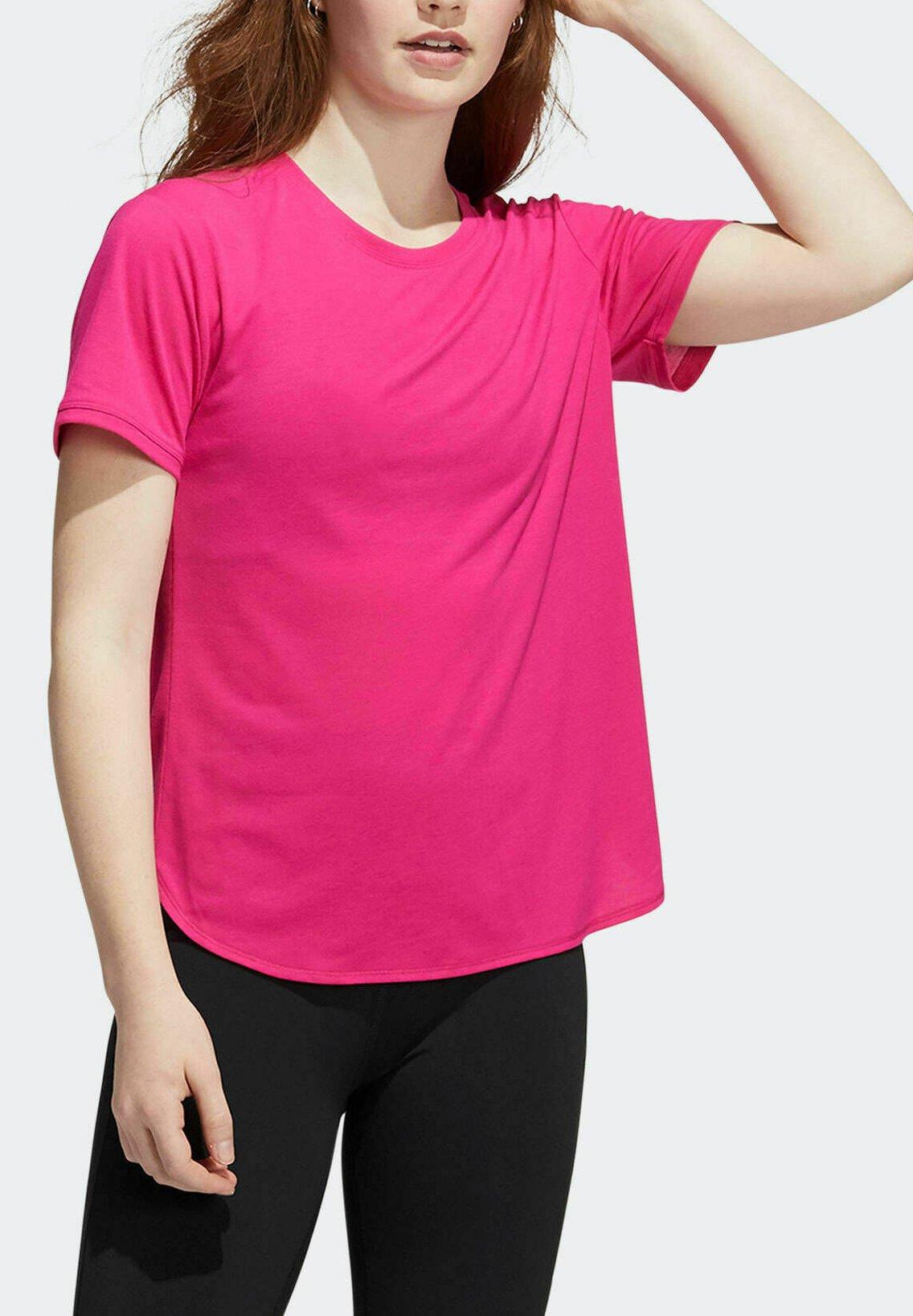 Damen GO TO TEE  - T-Shirt basic - pink