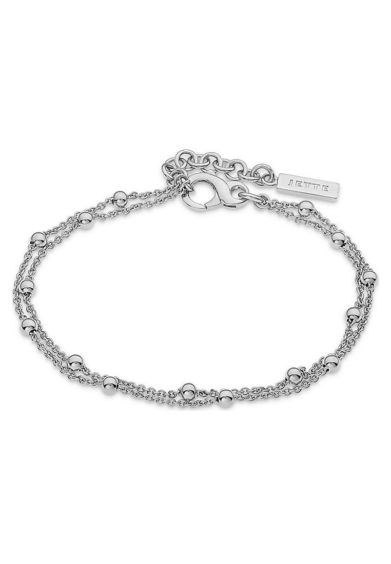 Jette Silver Damen-armband Lucky Charm 925er Silber - Armband Roségold-coloured/rosa