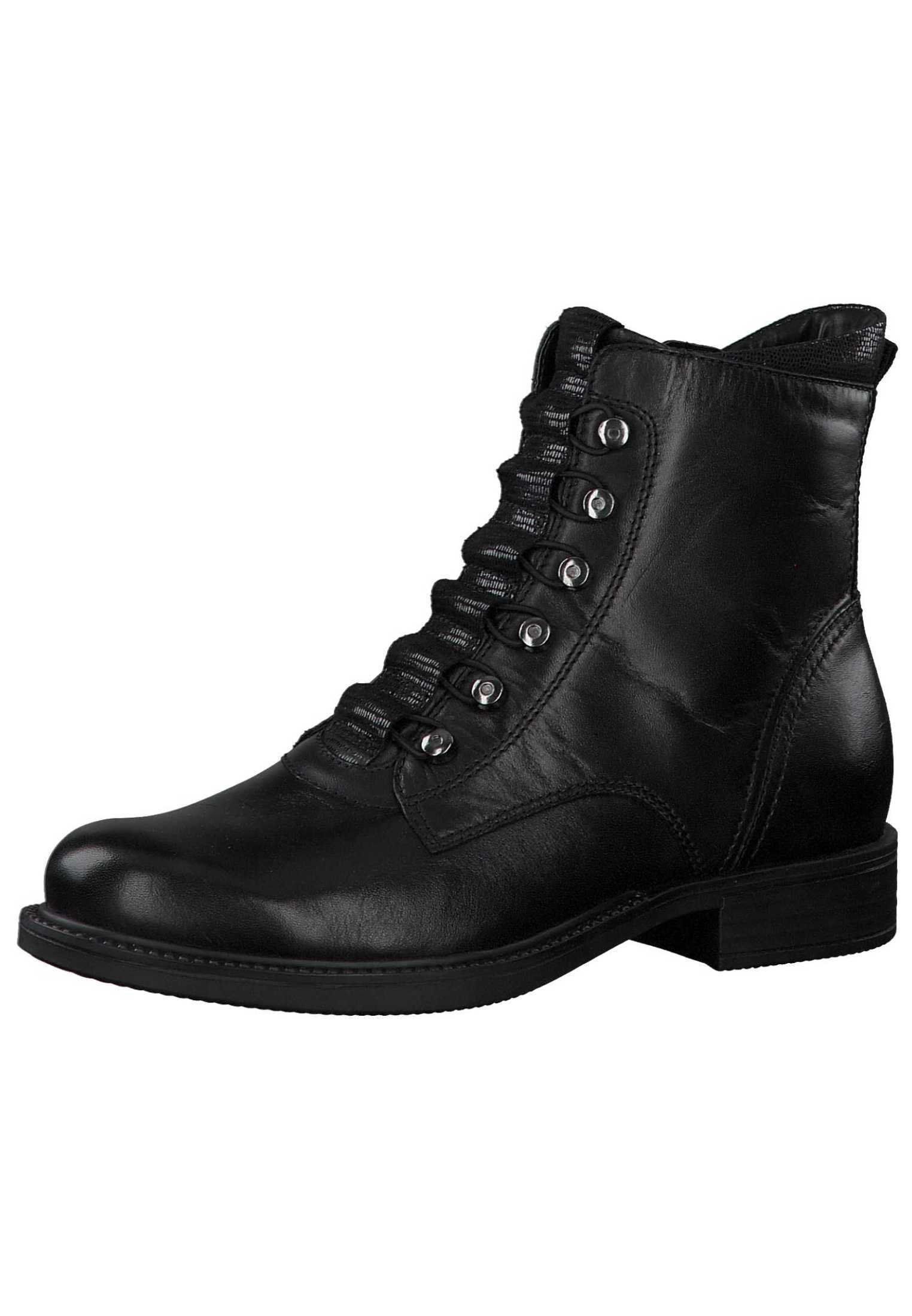 Tamaris Ankle Boot black/schwarz