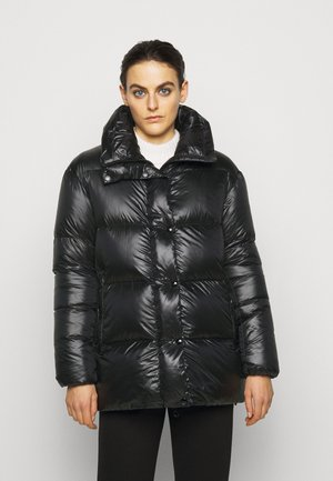 MIRAM - Down coat - nero