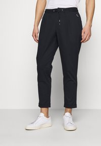The Kooples - PANTALON - Kalhoty - dark navy - 0