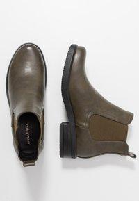 Anna Field - Ankle boots - dark green - 3