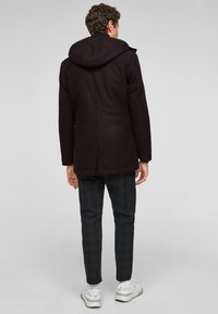 QS by s.Oliver - Winter jacket - black - 2