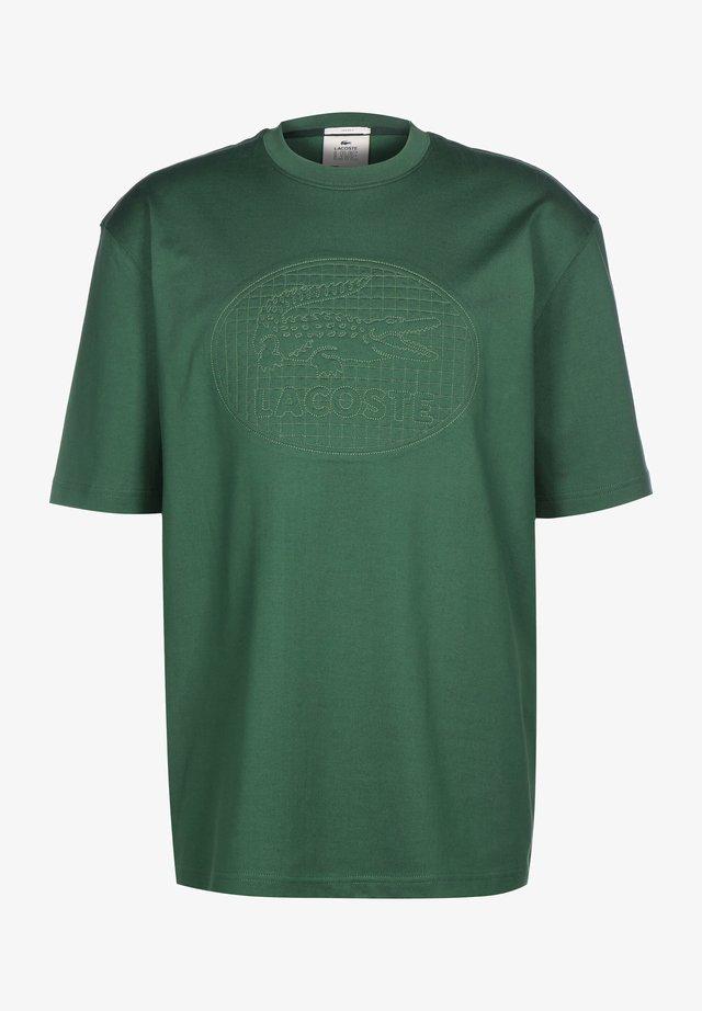 Camiseta estampada - vert