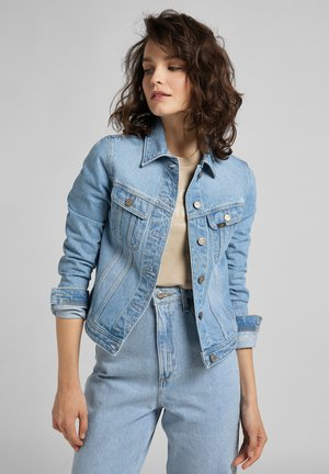 RIDER  - Denim jacket - mid noosa