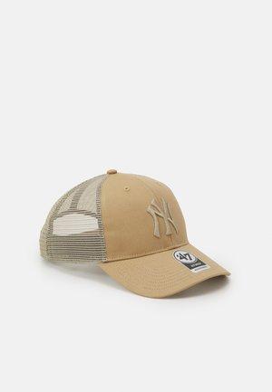 MLB NEW YORK YANKEES BRANSON UNISEX - Keps - khaki