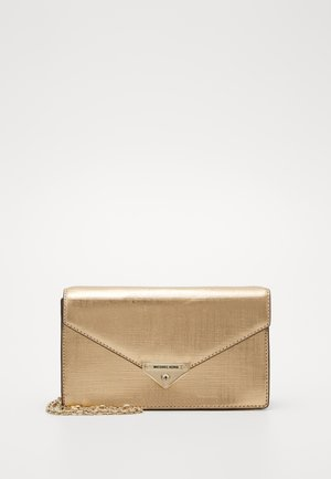 GRACEMD ENVELOPE - Clutch - pale gold-coloured