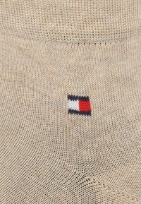 Tommy Hilfiger - MEN QUARTER 2 PACK - Socks - light beige melange - 1